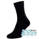 Высокие носки с принтом фото