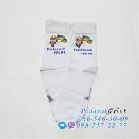 носки с рисунком на заказ